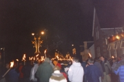 New Year's Eve Torchlight Procession