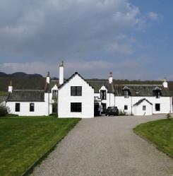 Biallid - Newtonmore, scottish highlands, monarch of the glen, highland accommodation, aviemore, cairngorm national park, scottish holiday.