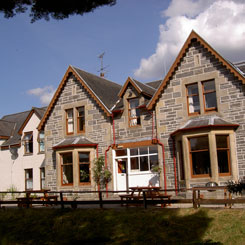 Craigower Lodge Newtonmore