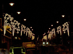 Newtonmore Winter Lights