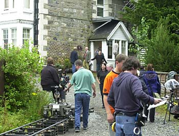 craig mhor hotel filming of Monarch of the Glen