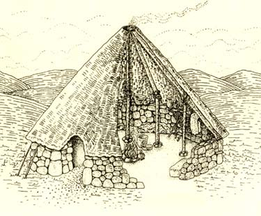 pictish-hut
